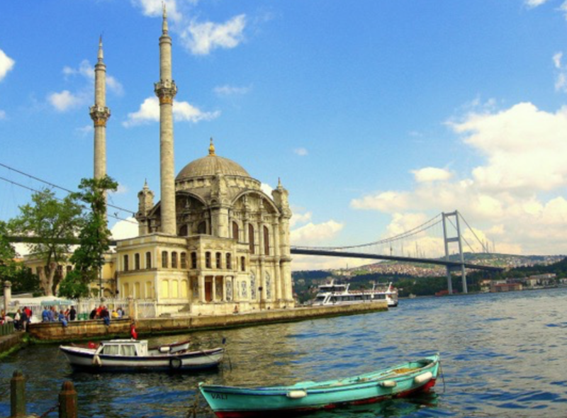 istanbul museums ortakoy mosque