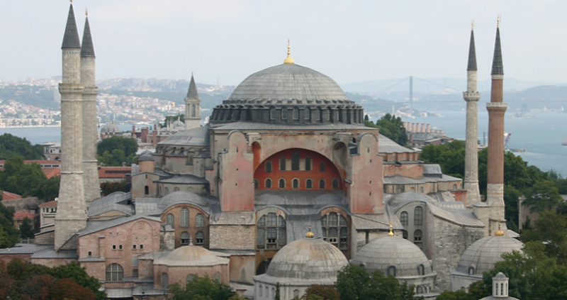 istanbul museums hagia sophia