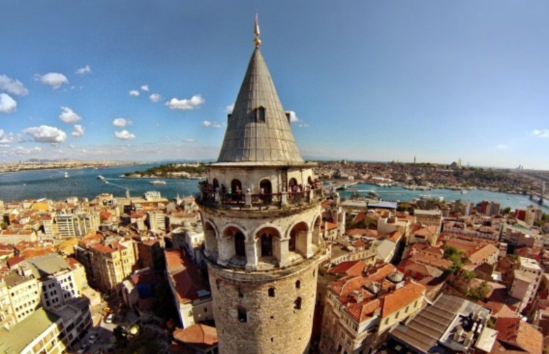 istanbul museums galata tower