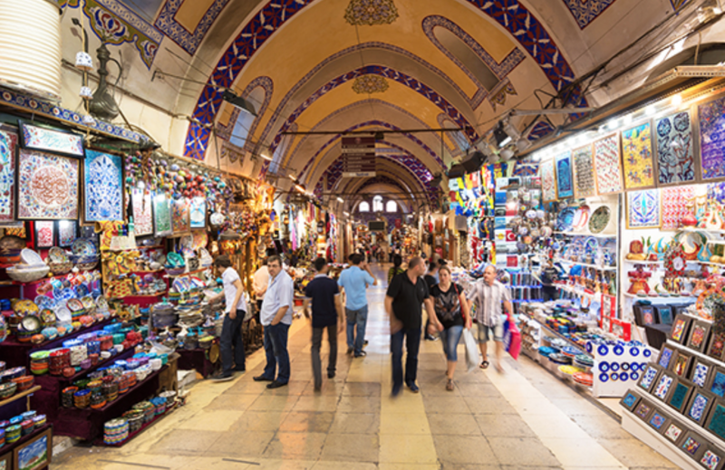 istanbul museums grand bazaar
