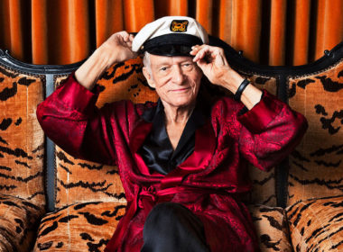 hugh hefner gay teaser