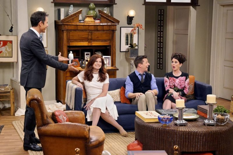 Will & Grace revamp 12