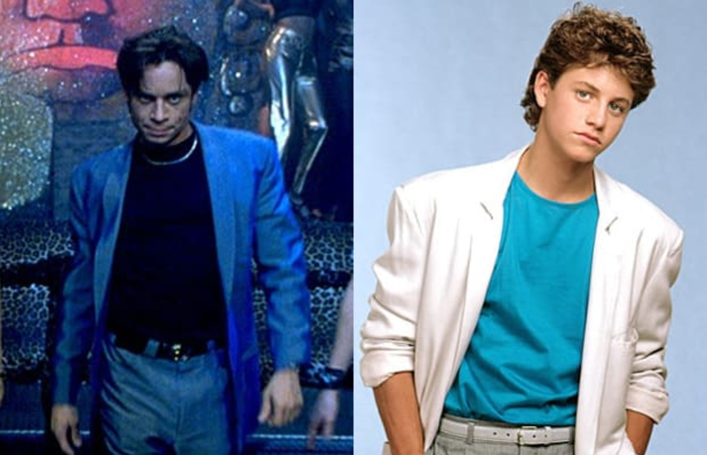90s style blazer