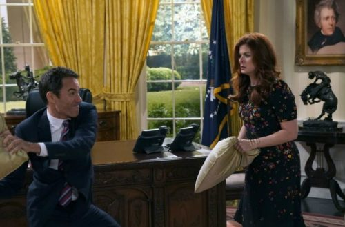 will & grace return