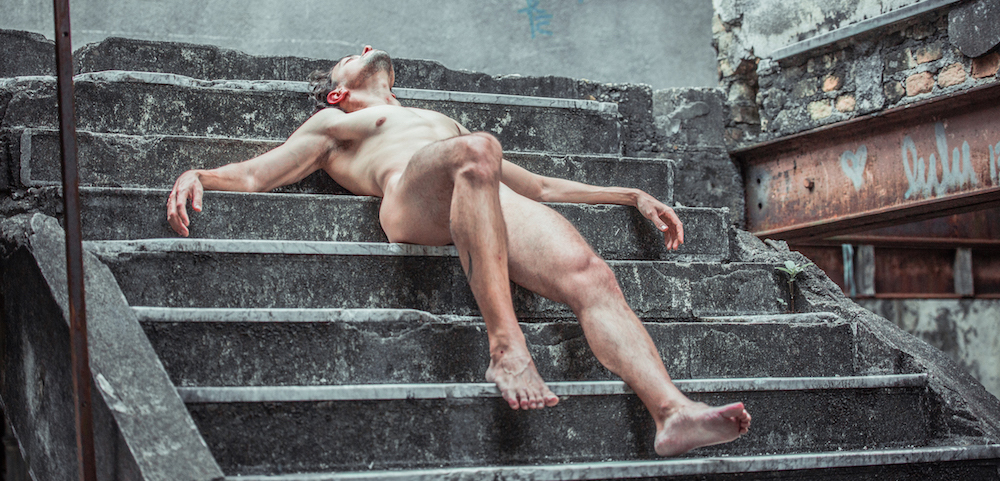 Os 5 ensaios mais inspiradores e ousados de Hugo, o modelo dos 100 nudes (NSFW)