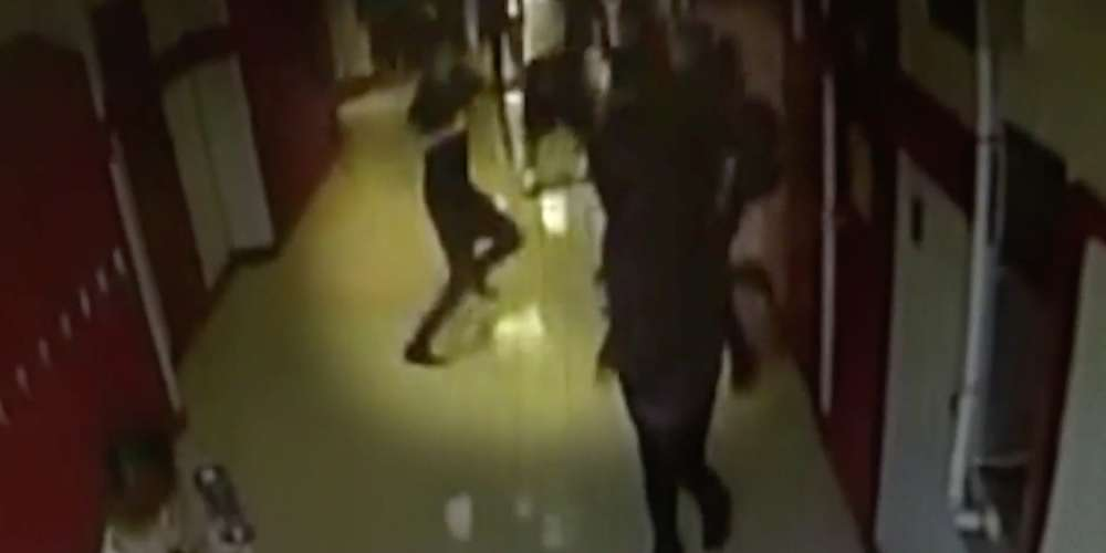 Transgender Teen Viciously Beaten at High School in New Jersey (Video)