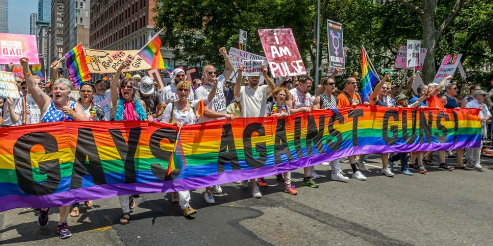 'Gays Against Guns' Will March to Times Square Today in Support of Stricter Gun Control