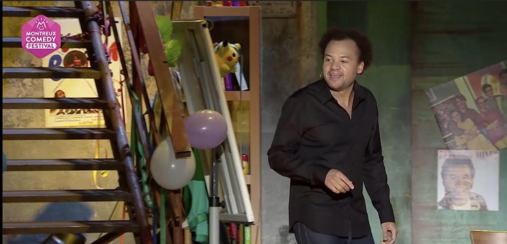 Fabrice Eboué, l'humoriste obsédé par les gays (et la sodomie)