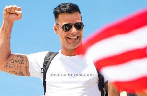 travel ban Ricky Martin