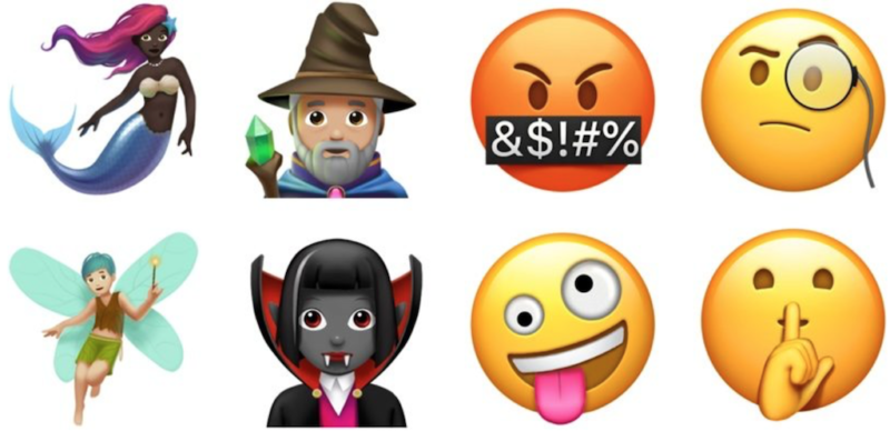 must haves new emojis