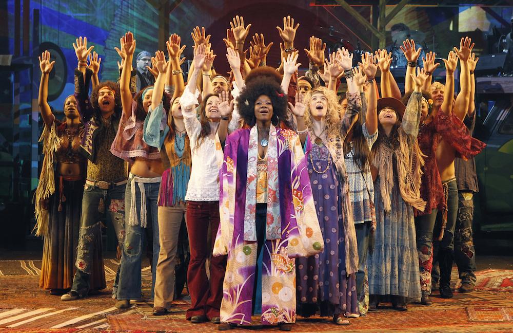 great musicals hair