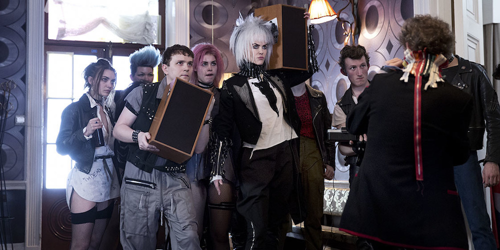 The Trailer for John Cameron Mitchell's Latest Film Is Out, and It's Punk Rock Alien Bliss