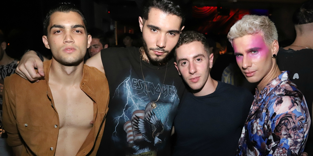 #HornetNYC Photos: Frankie Sharp's 'Something Special' with Trinity Taylor