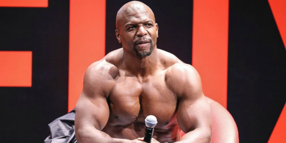 Terry Crews of 'Brooklyn Nine-Nine' Claims a Hollywood Exec Once 'Groped His Privates'