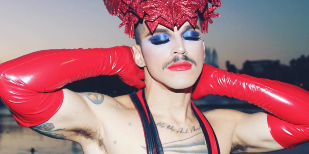 17 Hombres que Retan el Género con sus Fabulosos Looks en Instagram