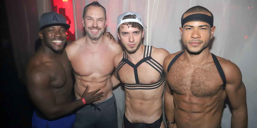 19 Hotter Than Hell Pics from Brian Rafferty's 'Rough Trade' Party
