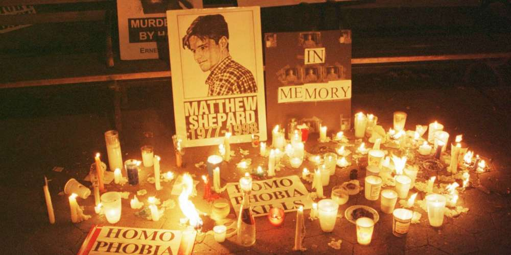 It's Been 21 Years Since Ellen DeGeneres Spoke at This Heartbreaking Vigil for Matthew Shepard (Video)