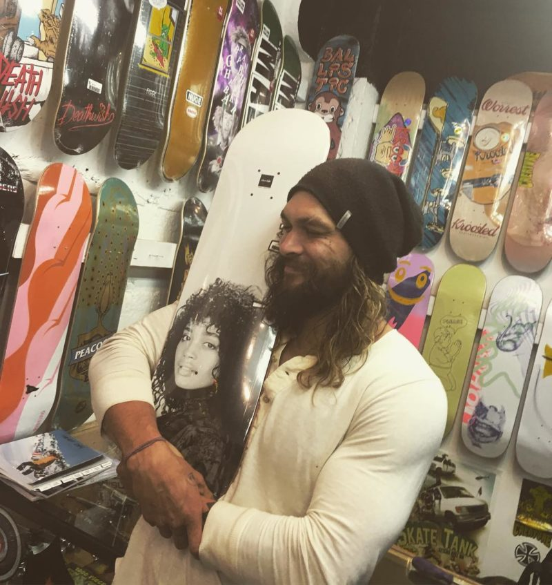 These 15 Sexy Jason Momoa Pics Will Have You Sweating