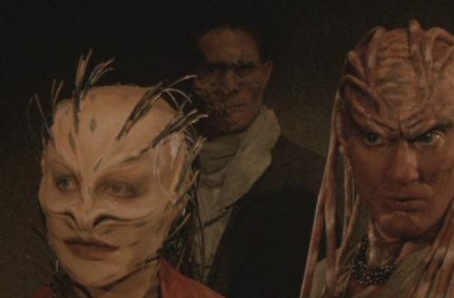 Clive Barker horror
