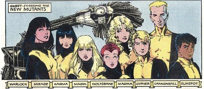 new mutants movie 1