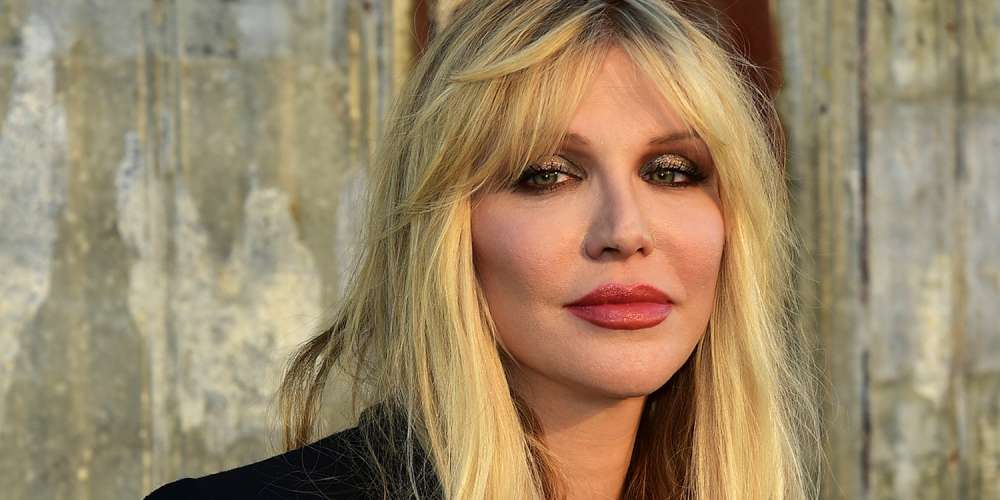 Courtney Love Warned Hollywood Actresses About Harvey Weinstein 12 Years Ago