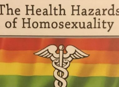 hazards of homosexuality