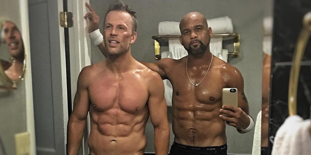 Fitness Trainer Shaun T Just Announced He's Going to Be a Dad in an Adorable Video