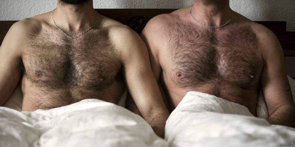 There's a New Term for the Act of Straight Men Masturbating Together