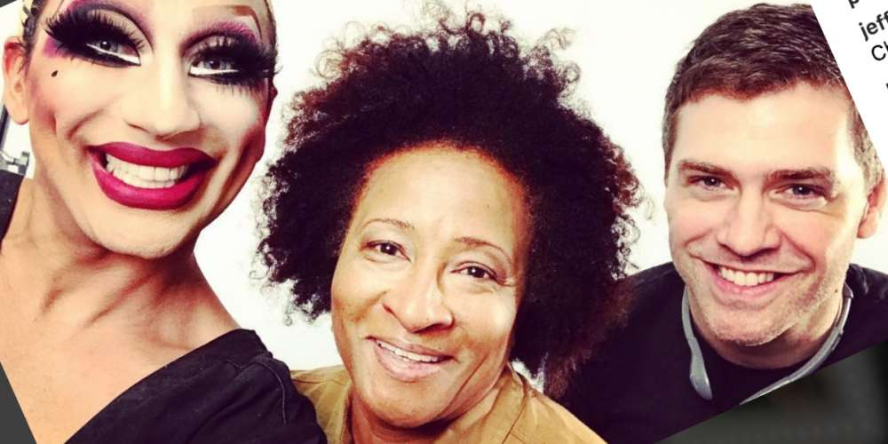 Wanda Sykes Has Joined the Drag-Filled Cast of Bianca Del Rio's 'Hurricane Bianca 2'