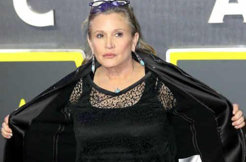 carrie fisher story