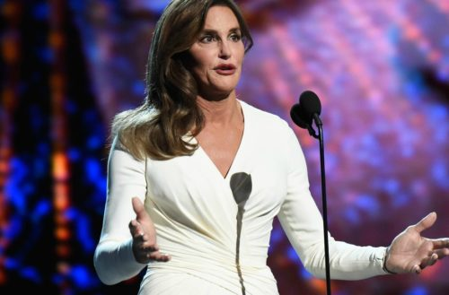 caitlyn jenner awards