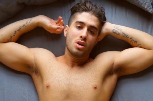 gay porn body image