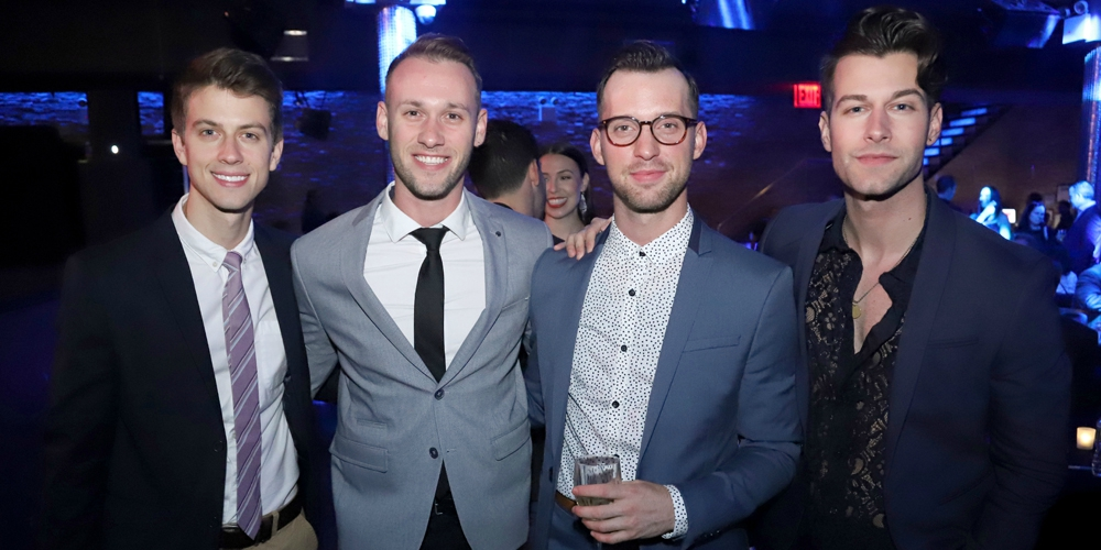 #HornetNYC Photos: Broadway and Ballet HERO Awards at Stage 48