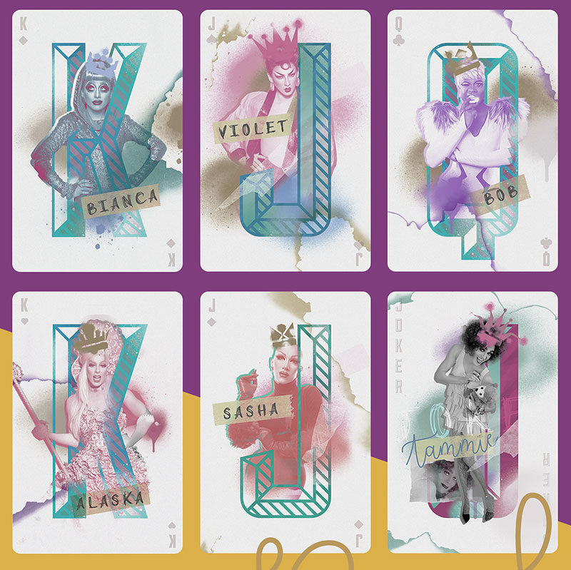 Drag Race playing cards 03