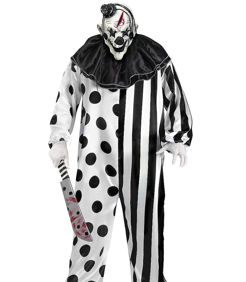 bad halloween costumes clown bad halloween costume epic fail
