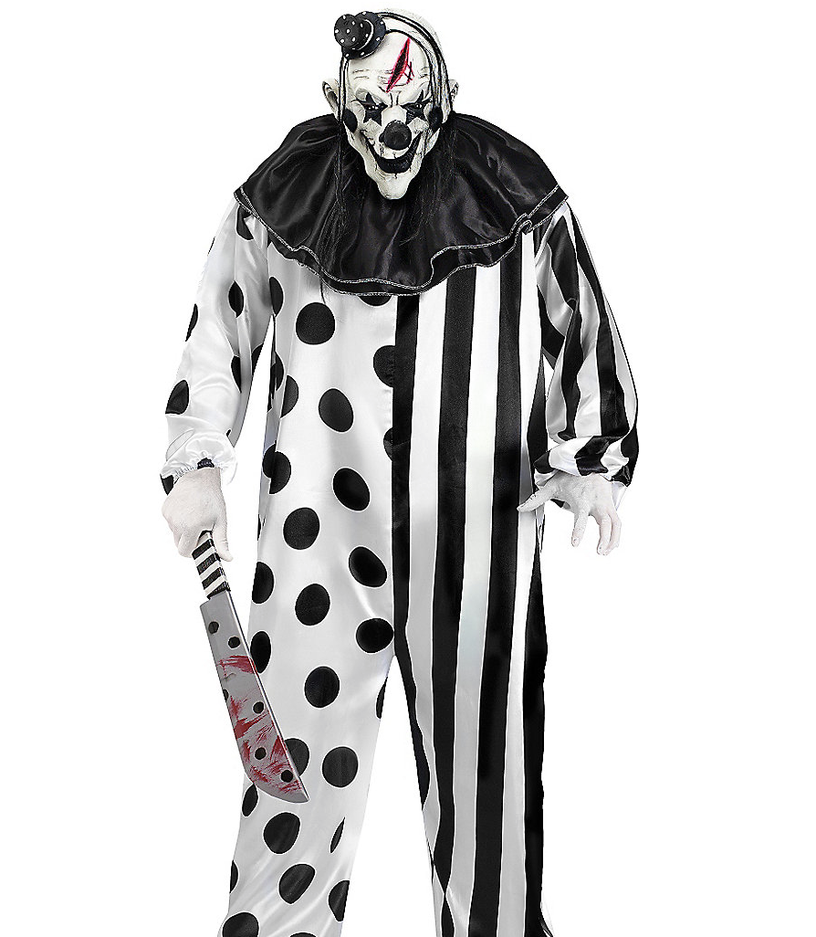 bad halloween costumes clown bad halloween costume epic fail
