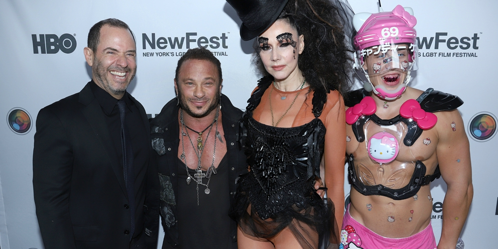 16 Pics From NewFest's Opening Night Film 'Susanne Bartsch: On Top'