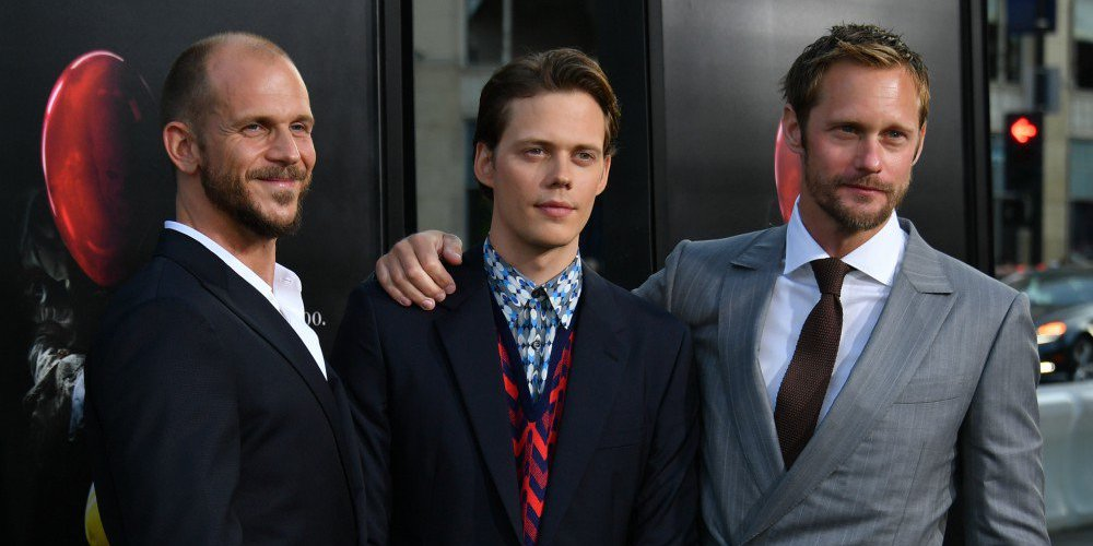 A Legacy of Swedish Schlong: The Skarsgårds Have a History of Full-Frontal on Film and TV
