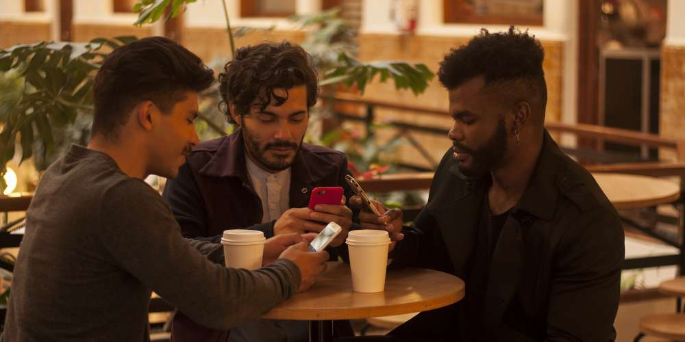 Dating Apps Are Changing Queer Culture, Sure, But Not for the Worse