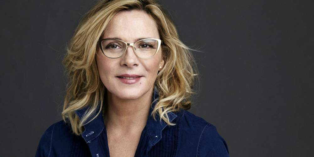 You Can Finally Watch That Kim Cattrall Interview Where She Spills the Tea on 'SATC 3'