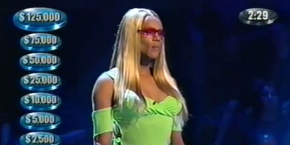 RuPaul Serves Some Serious Lewks and Knowledge on a 2001 Episode of 'The Weakest Link'
