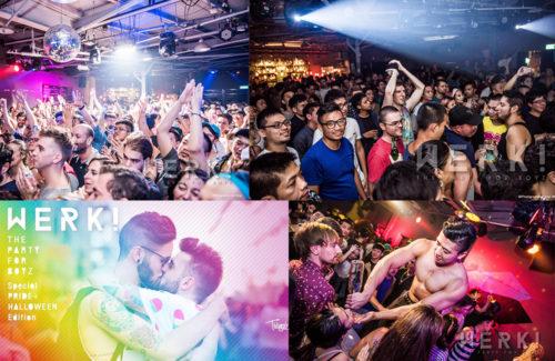 Taiwan LGBT Pride Guide