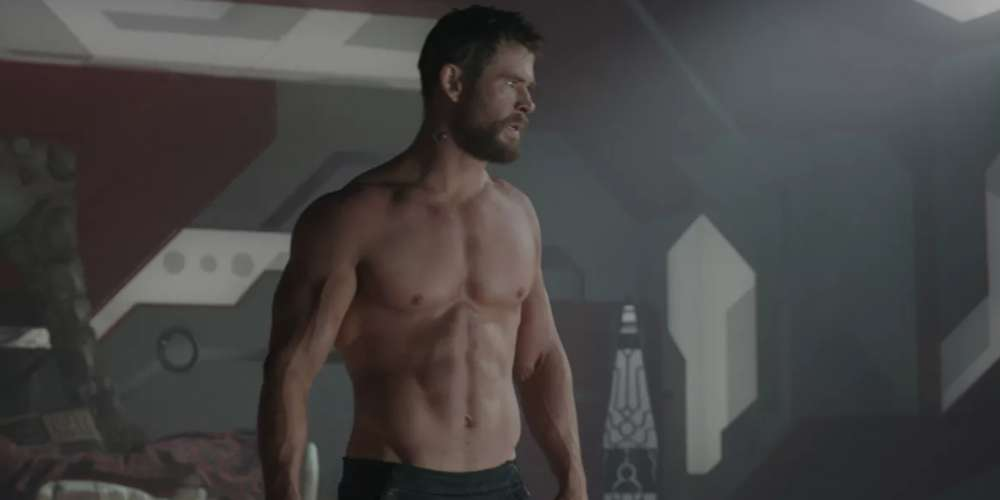 Luckily for Us, the Director of 'Thor: Ragnarok' Promises Chris Hemsworth Gets Shirtless