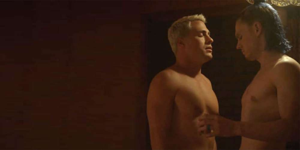 Colton Haynes Bottoms Yet Again on 'AHS: Cult' and We're Both Turned On and Weirded Out