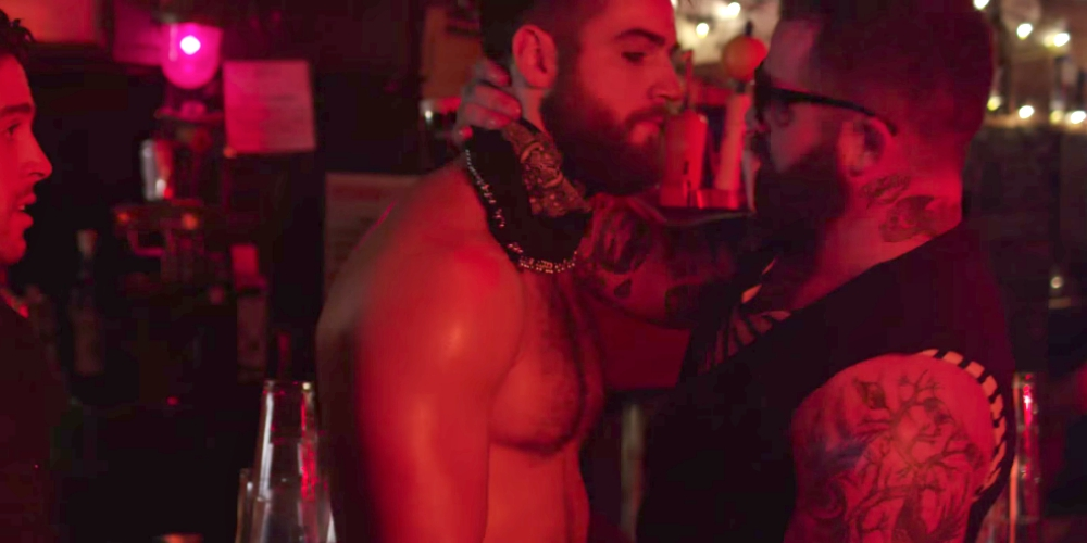 Sexy Queer Men Strip Down and Makeout to the New Cover Song 'Boys on Boys'
