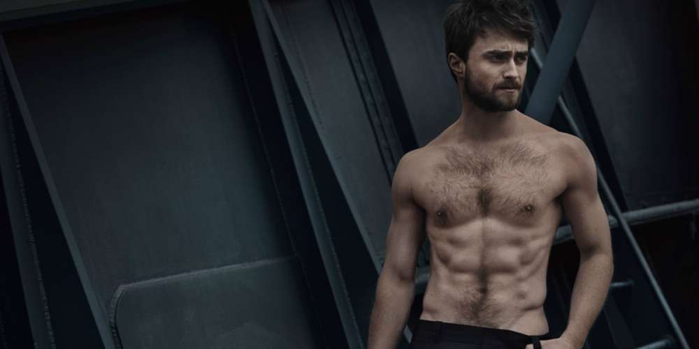 Daniel Radcliffe and His Hot Friends Show Off Their Bare Bums in New Film 'Jungle' (NSFW)