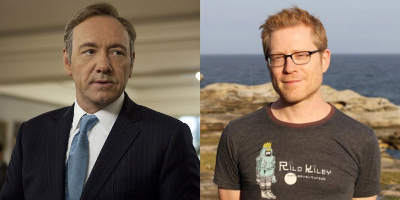 Kevin Spacey, Anthony Rapp, kevin spacey investigation การสอบสวน Kevin Spacey