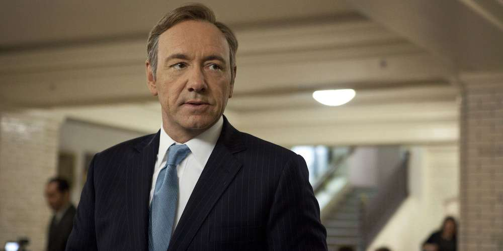 Kevin Spacey Comes Out Amid Allegations That He Sexually Propositioned a 14-Year-Old Anthony Rapp