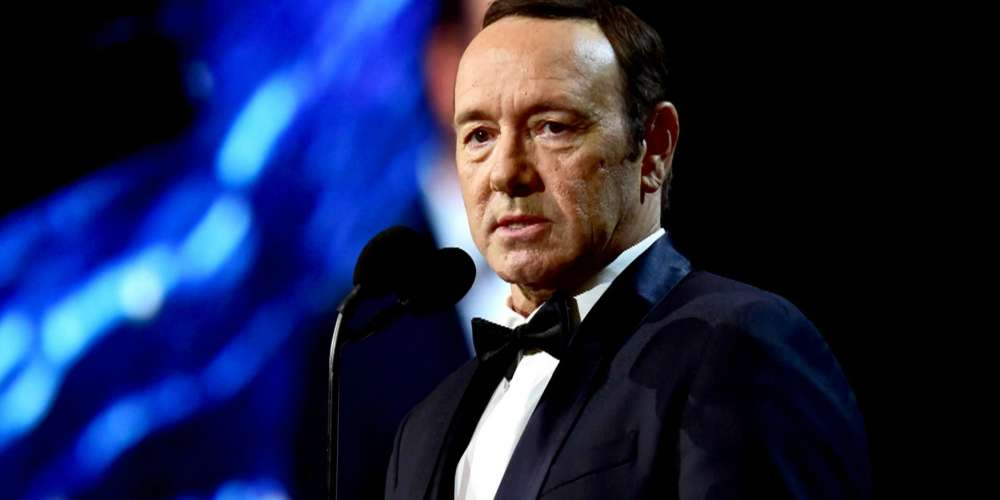 Kevin Spacey coming out