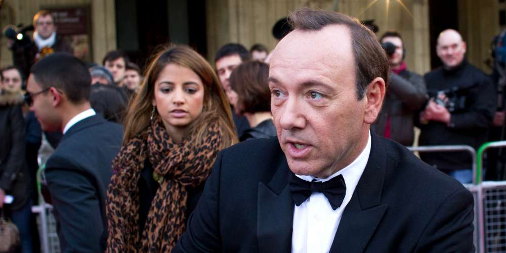 The Allegations of Kevin Spacey's Predatory Behavior Are Nothing New